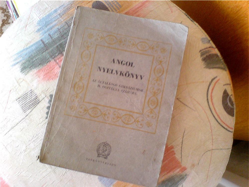 Angol Nyelvkönyv 1955