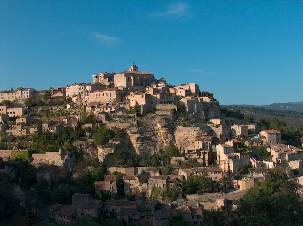 Provence, 2008. április 30. - május 5.