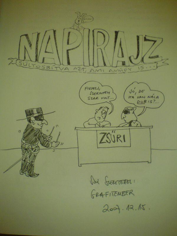 ZorróNapirajz